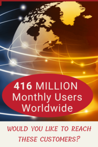 415 M USERS